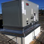 Roof Top Commercial Air Conditioning Replacement