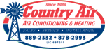 Country Air | Heating and Air Conditioning